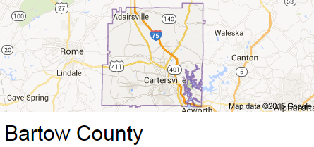 Bartow County Property Tax Office